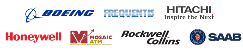 ICNS 2014 Corporate Sponsors: Boeing, Frequentis, Hitachi, Honeywell, Mosaic ATM, Rockwell Collins ARINC, Saab Sensis