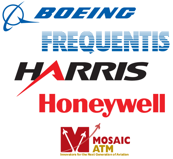 Boeing | Frequentis USA | Harris Corporation | Honeywell | Mosaic ATM