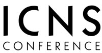 ICNS Conference Logo, Preview, Black
