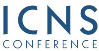 ICNS Conference Logo, Preview, Blue